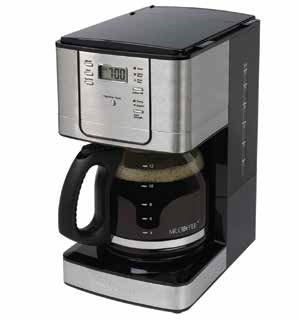 MR. COFFEE 12-Cup Programmable Coffee Maker JWX31-RB