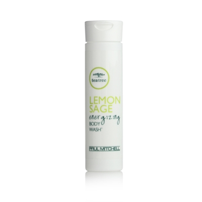 PAUL MITCHELL LEMON SAGE BODY WASH 0.7oz - Case of 170