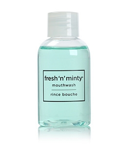Fresh N Minty Mouthwash 1.5 fl oz Bottle - Case of 90