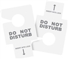 Generic - Do Not Disturb Electronic Non Logo Door Tag