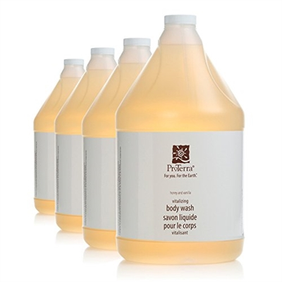 Proterra Body Wash - Honey and Vanilla (4 gallons/case)