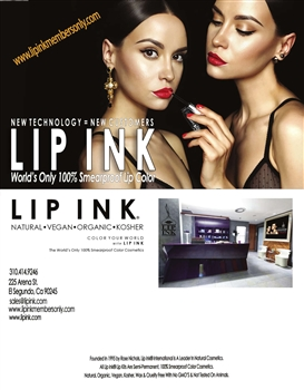 LIP INK Members Only Brochure