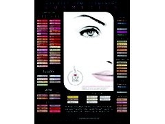 Color Chart Poster