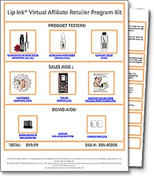Virtual Retailer Program Kit