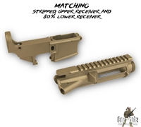 AM-15 80% Lower Receiver – COLOR