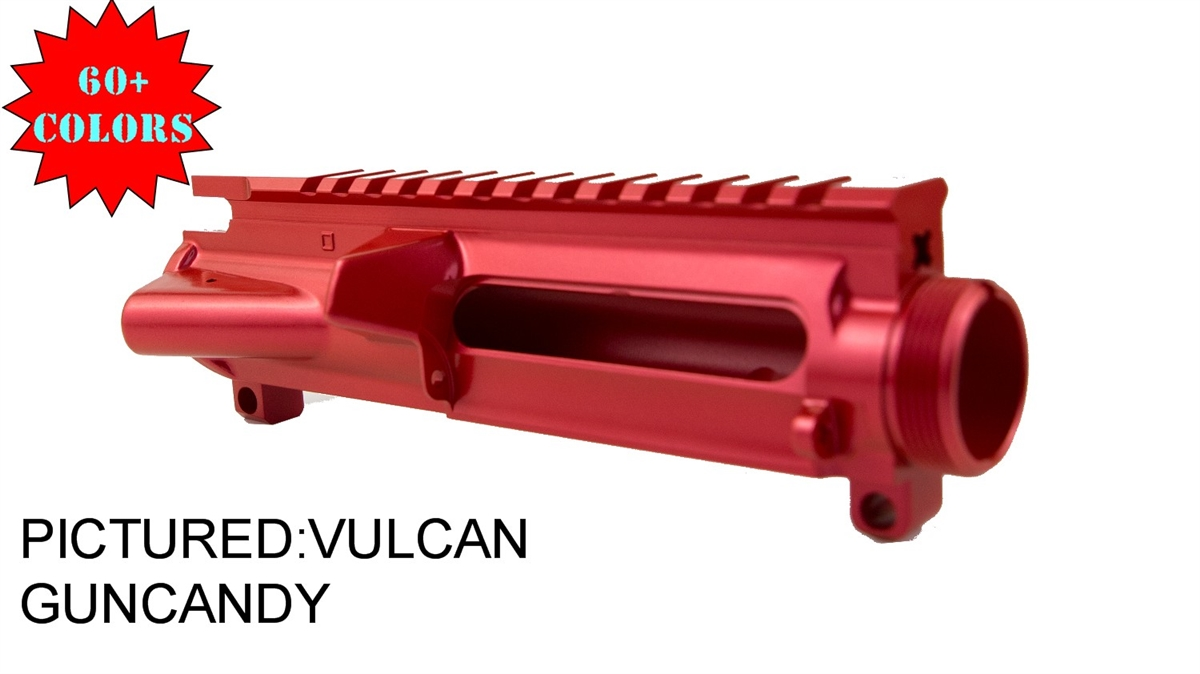 AM-15 Stripped Upper Receiver-COLOR CHOICE