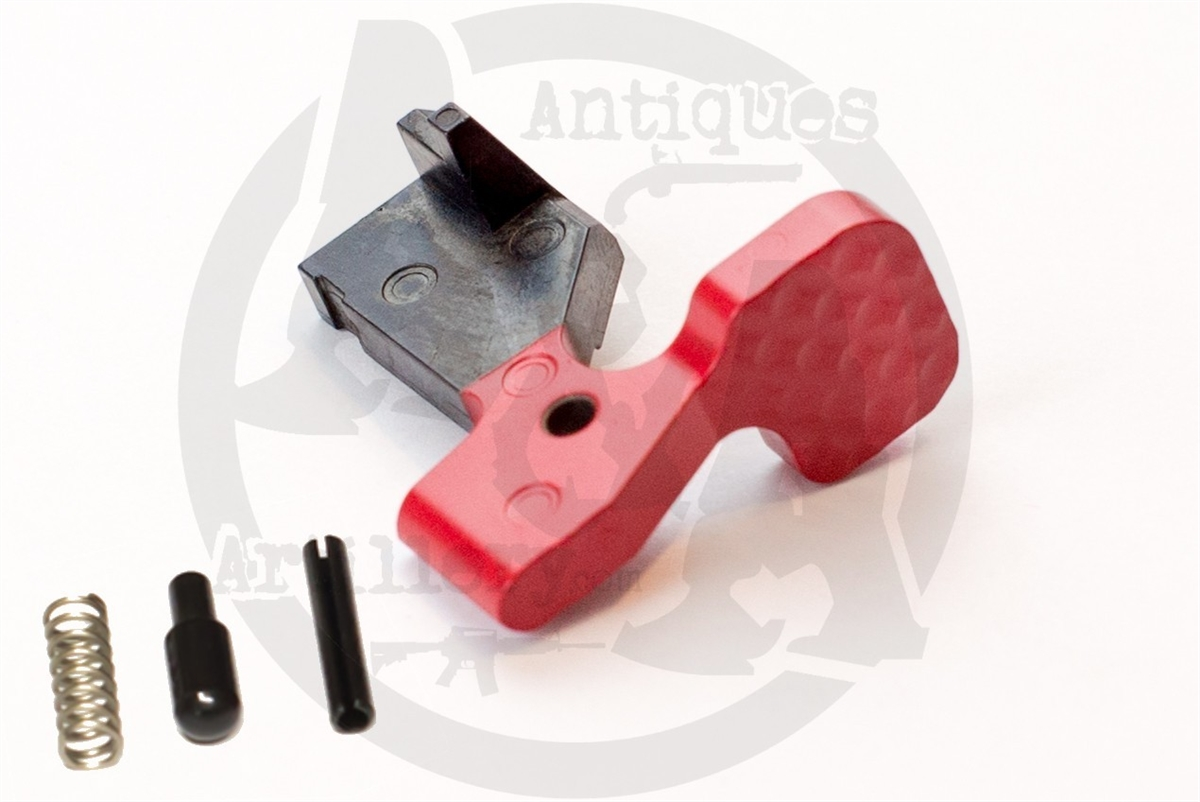 Seekins Precision Enhanced Bolt Catch (COLOR OPTIONS)
