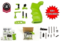 A&A Seekins Precision COLOR CHOICE Lower Parts Kit(ATI Grip)