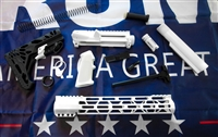 AR 15 Partial Build Kit CHOOSE YOUR COLOR