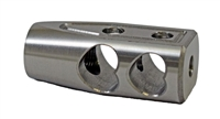 Timber Creek .308 HEART BREAKER MUZZLE BRAKE-Stainless