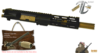 911 Operator .223/5.56 Pistol Upper Receiver Assembly - Available in several colors - Shown here in Burnt Bronze