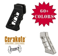 ULTRALIGHT SKELETONIZED PISTOL GRIP AR15 -COLOR CHOICE