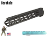 "10"" AIM AR-15/M4 M-Lok Wraith Handguard - Color Choice"