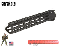 "15"" AIM AR-15/M4 M-Lok Wraith Handguard - Color Choice"