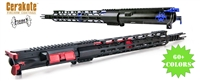 A&A Zombie Stalker Upper Assembly MLOK 5.56/.223 (No BCG) - Color Options