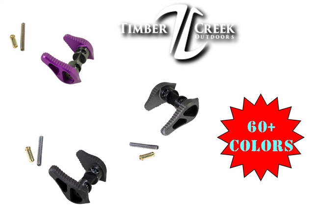 TIMBER CREEK AMBIDEXTROUS SAFETY SELECTOR-COLOR CHOICE