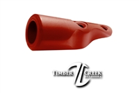 TIMBER CREEK OUTDOORS ANGLED MOUNTING POINT KEYMOD-RED ANODIZED