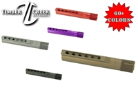 TIMBER CREEK AR MIL-SPEC BUFFER TUBE- CERAKOTE OR GUN CANDY COLOR CHOICE