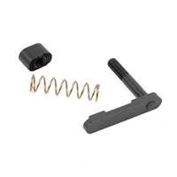 LBE Unlimited AR-15 Complete Magazine Catch Assembly Black