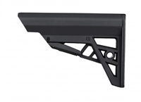 TactLite AR-15 Mil-Spec Stock(Black)
