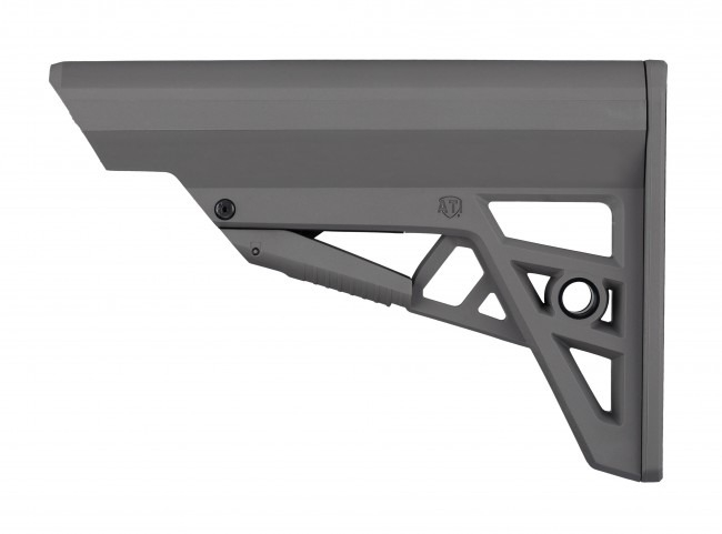 TactLite AR-15 Mil-Spec Stock(Destroyer Grey)