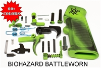 Battleworn Biohazard Complete Lower Parts Kit