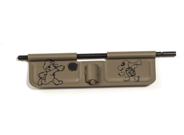 Custom Design Ejection Port Dust Cover - AR 15/AR-10
