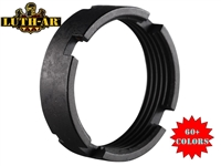 LUTH-AR CARBINE LOCK RING/CASTLE NUT-COLOR CHOICE