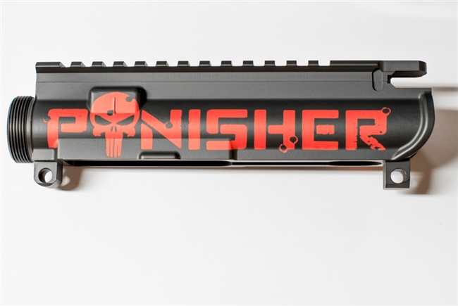 A&A Customized Stripped Upper Receiver