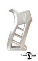 TIMBER CREEK ENFORCER AR PISTOL GRIP - Silver Anodized