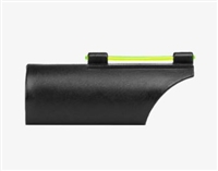 12 GAUGE FIBER OPTIC BARREL CLIP (GREEN)