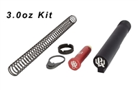 6 Position Mil-Spec Stock Completion Kit - 3.0 oz Kaw Valley Precision