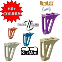 TIMBER CREEK KEYMOD LOW PROFILE HAND STOP-COLOR CHOICE