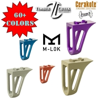 TIMBER CREEK LOW PROFILE MLOK HAND STOP-COLOR CHOICE