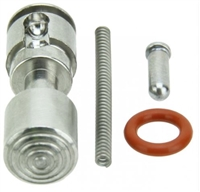 STAINLESS PUSH BUTTON SAFETY SELECTOR USA MADE