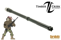 "TIMBER CREEK 5.56 16"" BARREL - Midlength - Cerakote Color Choice"