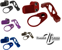 TIMBER CREEK COLOR KIT AR EMR / AR OTG / QD EP-FACTORY COLORS