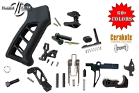 TIMBER CREEK Complete Lower Parts Kit - Available in over 60 Colors!