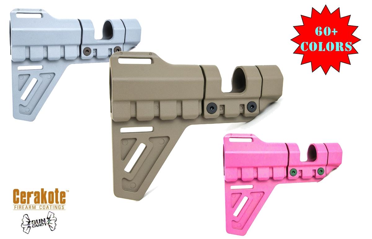 Trinity Force Breach Brace Pistol Stablizer Colors