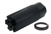 ".223/5.56 1/2""x28 Linear Muzzle Brake (USA Made)"