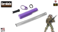 Premium Mil spec Buffer tube assembly kit QD
