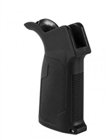 Vism AR Pistol Grip - Ergonomic with Storage Compartment - Black