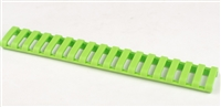 Zombie Green Ergo Rail Cover-Ladder(1)