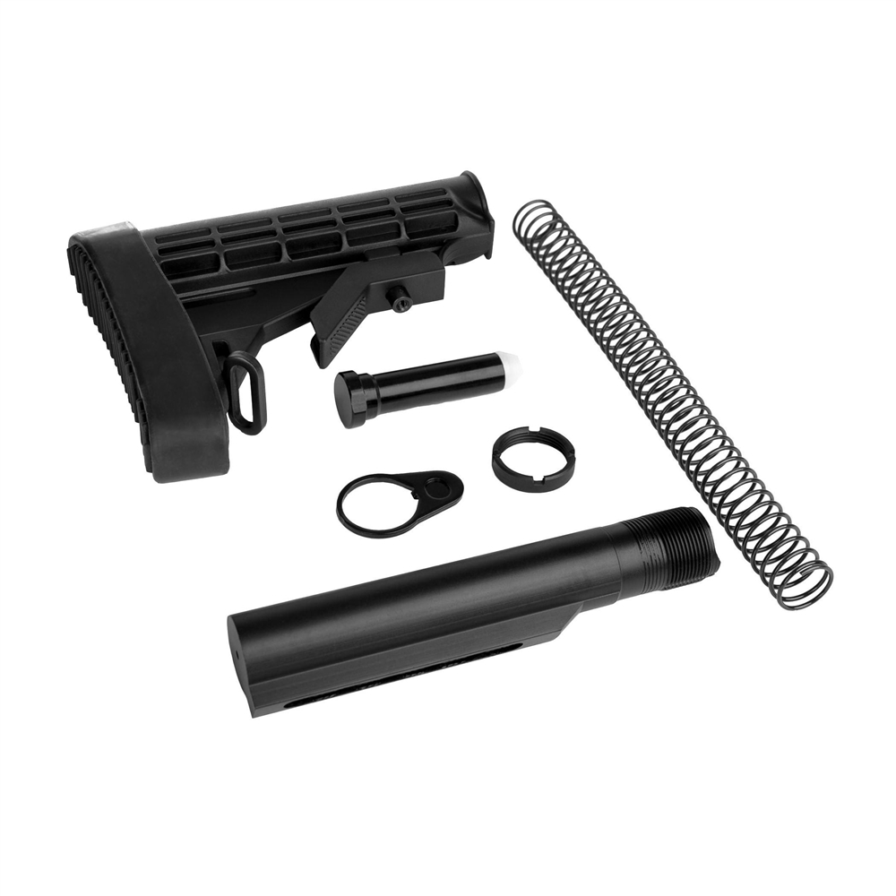 Your Choice! A&A Complete AR 15 Rifle Kit with 80% Lower-COLOR OPTIONS FREE  SHIPPING