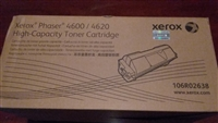 Xerox 106R02638 High-Yield Black Toner Cartridge