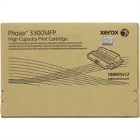 Genuine Xerox 106R01412 Black High-Yield Laser Toner Cartridge for Phaser 3300 Bstock
