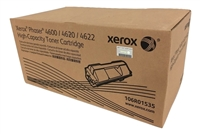 Genuine Xerox High Capacity Black Toner Cartridge Phaser 4600/4620/4622, 106R01535