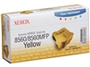 Genuine Xerox 108R00725 8560/8560MFP  Yellow Solid Ink Sticks, Pack Of 3