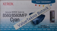 Genuine Xerox 108R00723 8560/8560MFP Cyan Solid Ink Sticks, Pack Of 3 Bstock