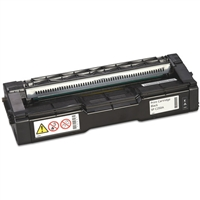 Ricoh® 407539 Black 2300 Pages Toner Cartridge for SP C250SF/SP C250DN Printer